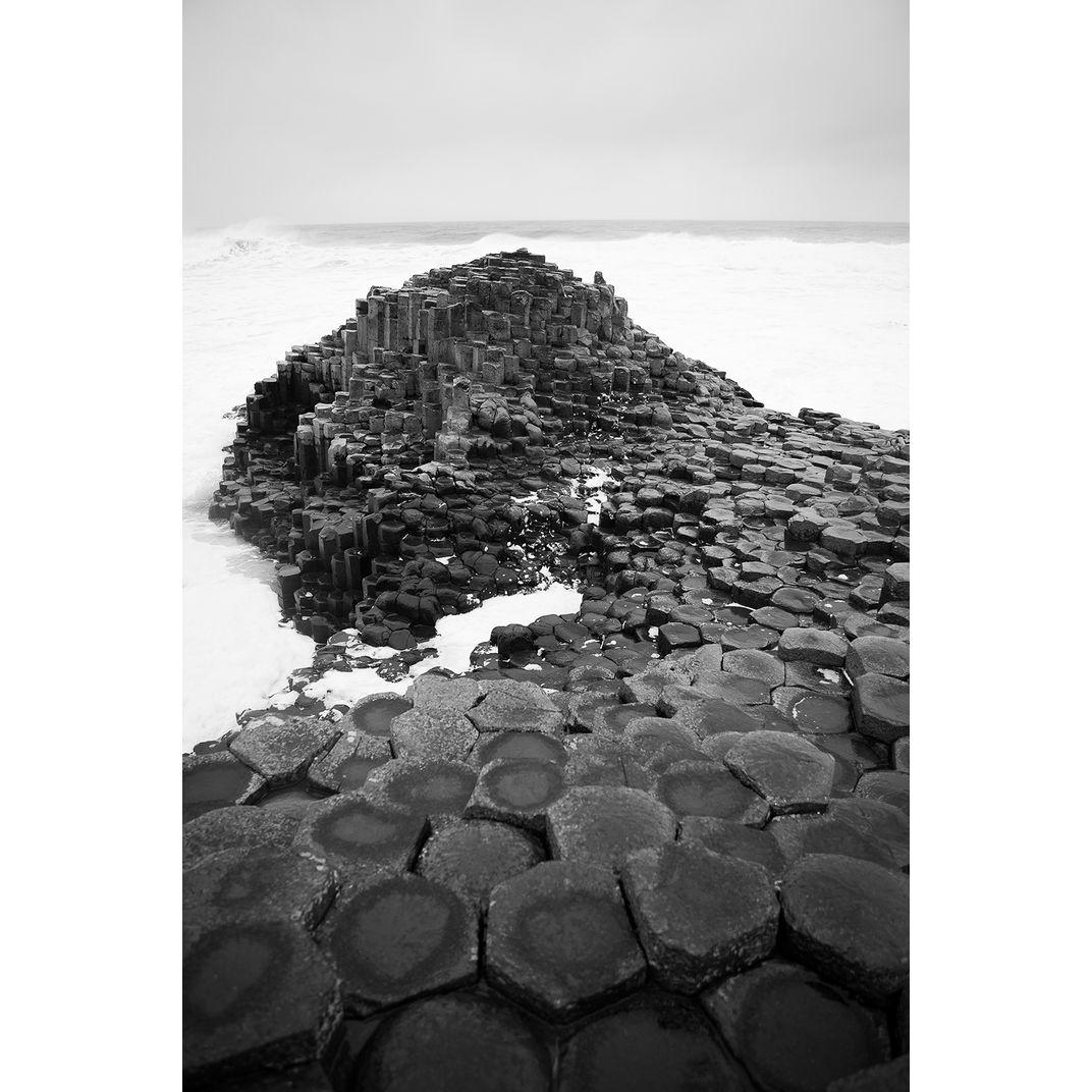 Giant's Causeway by Patricia Barrett