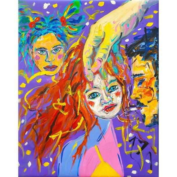 Thalie, the dream by Linda Bachammar