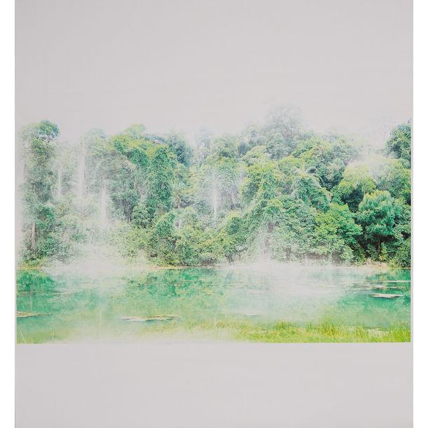 Surface (Erasure) by Liu Liling