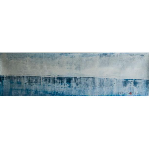 Skyline.I peace, spiritual infinity by Sia Aryai