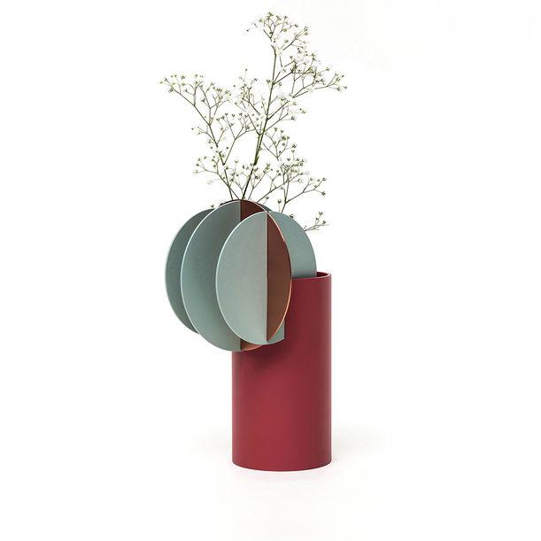 Modern Vase Delaunay CS1 by Noom