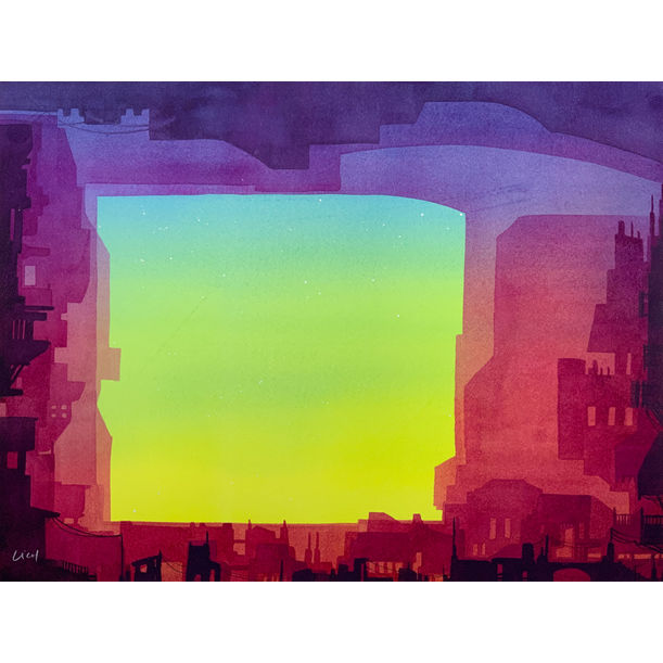 Parallel 29 Ultraviolet by Li Ching Heng (Leach)