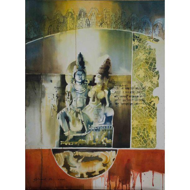 Untitled-5 by Subir Dey