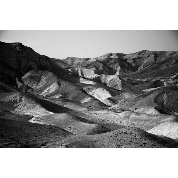 Mountains of the Judean Desert 4 by Tal Paz-Fridman