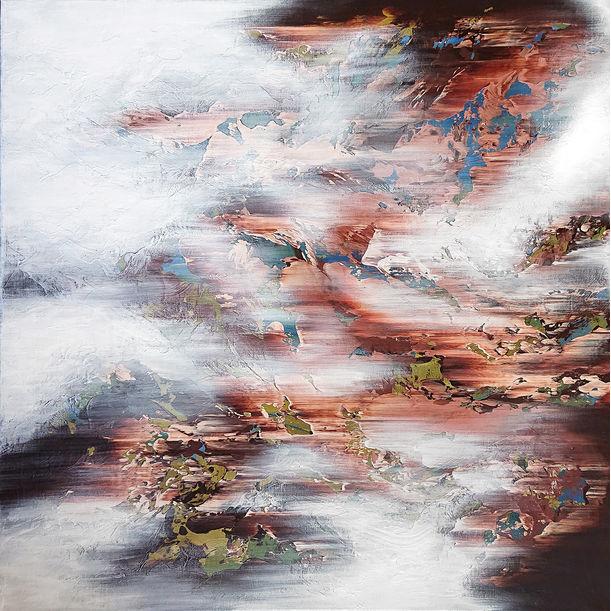 Gathering Mist by Jane Peng