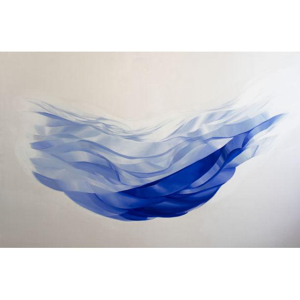 El vuelo del Azul by Laura Porcelli