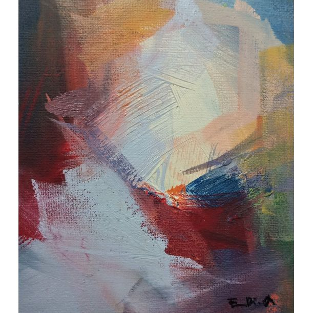 Bali Abstract by Edi A.
