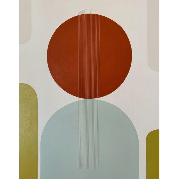 BOLD No. 8 by Ayse Sirin BUDAK