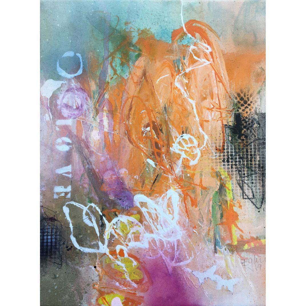 LOVE VIII by Bea Garding Schubert