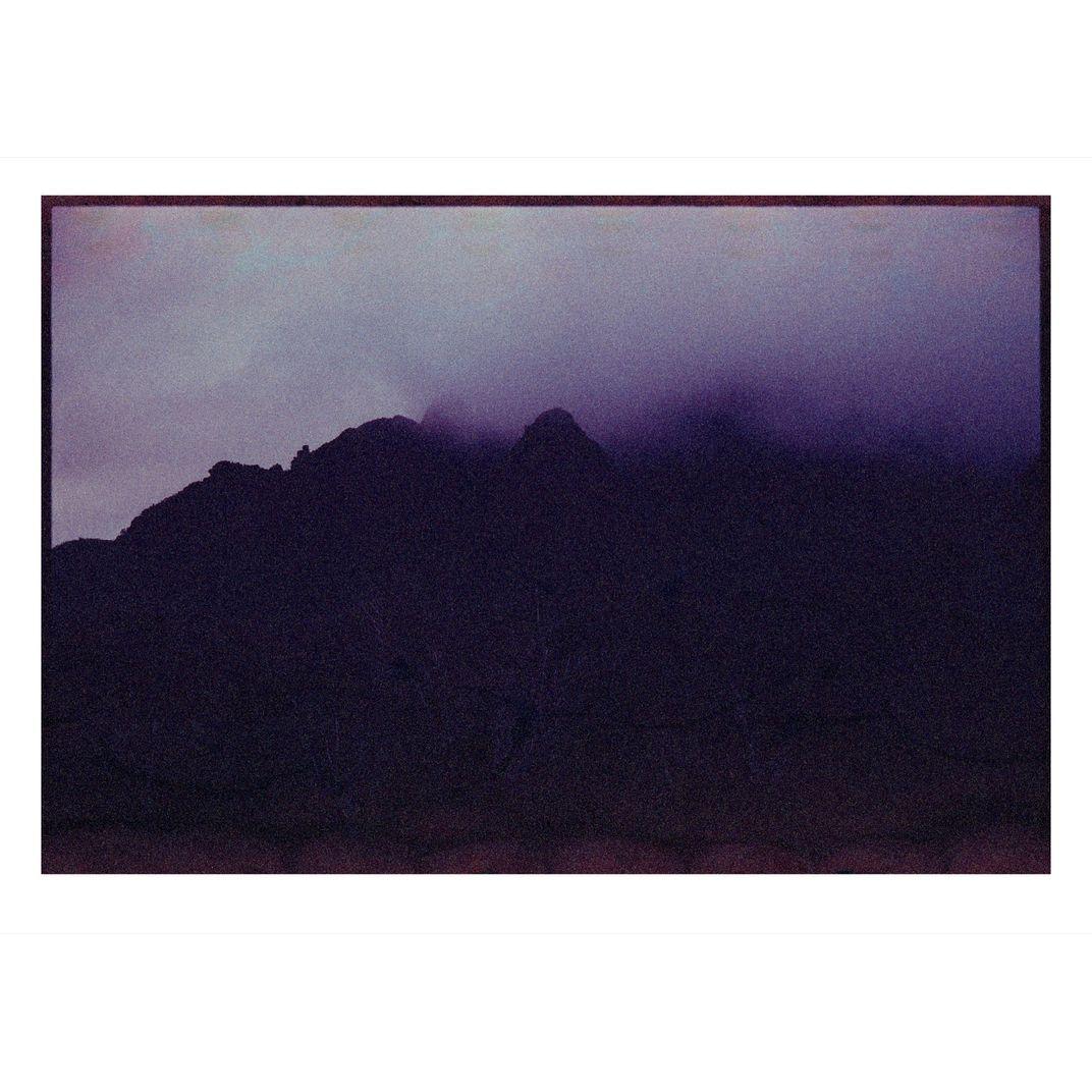 Grampians Mountain Cloud #2 by Damian Seagar