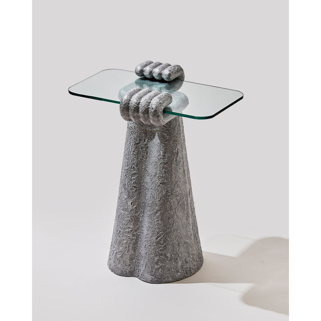 Paw Side Table by Hakmin Lee
