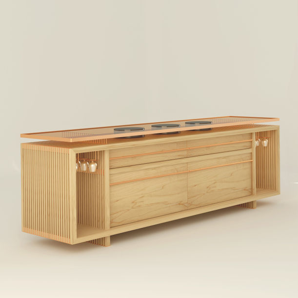 Buffet - vibes collection by decoaid