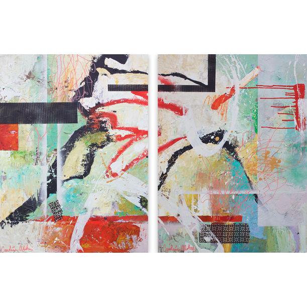 Serendipity 1&2 by Carolina Alotus