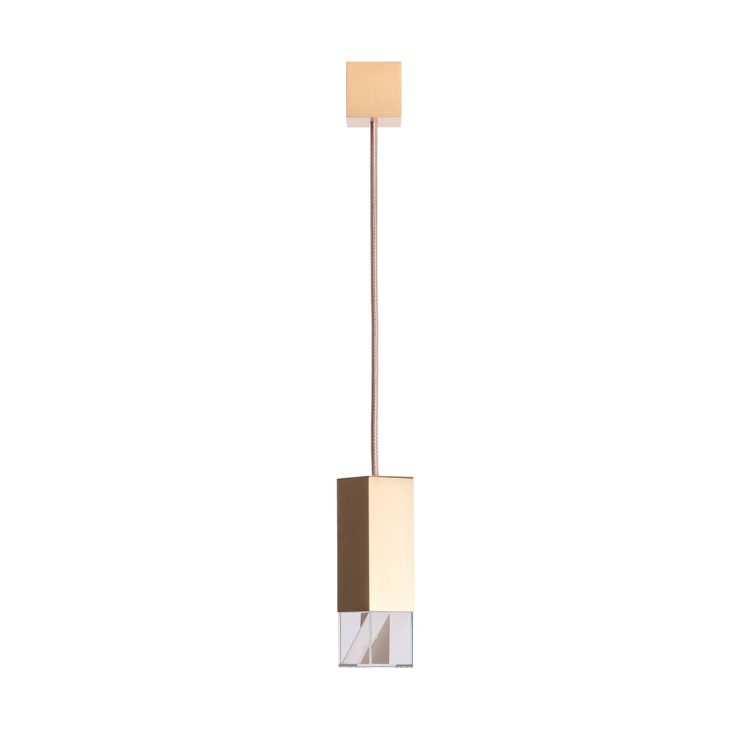 Lamp/One Brass by Formaminima