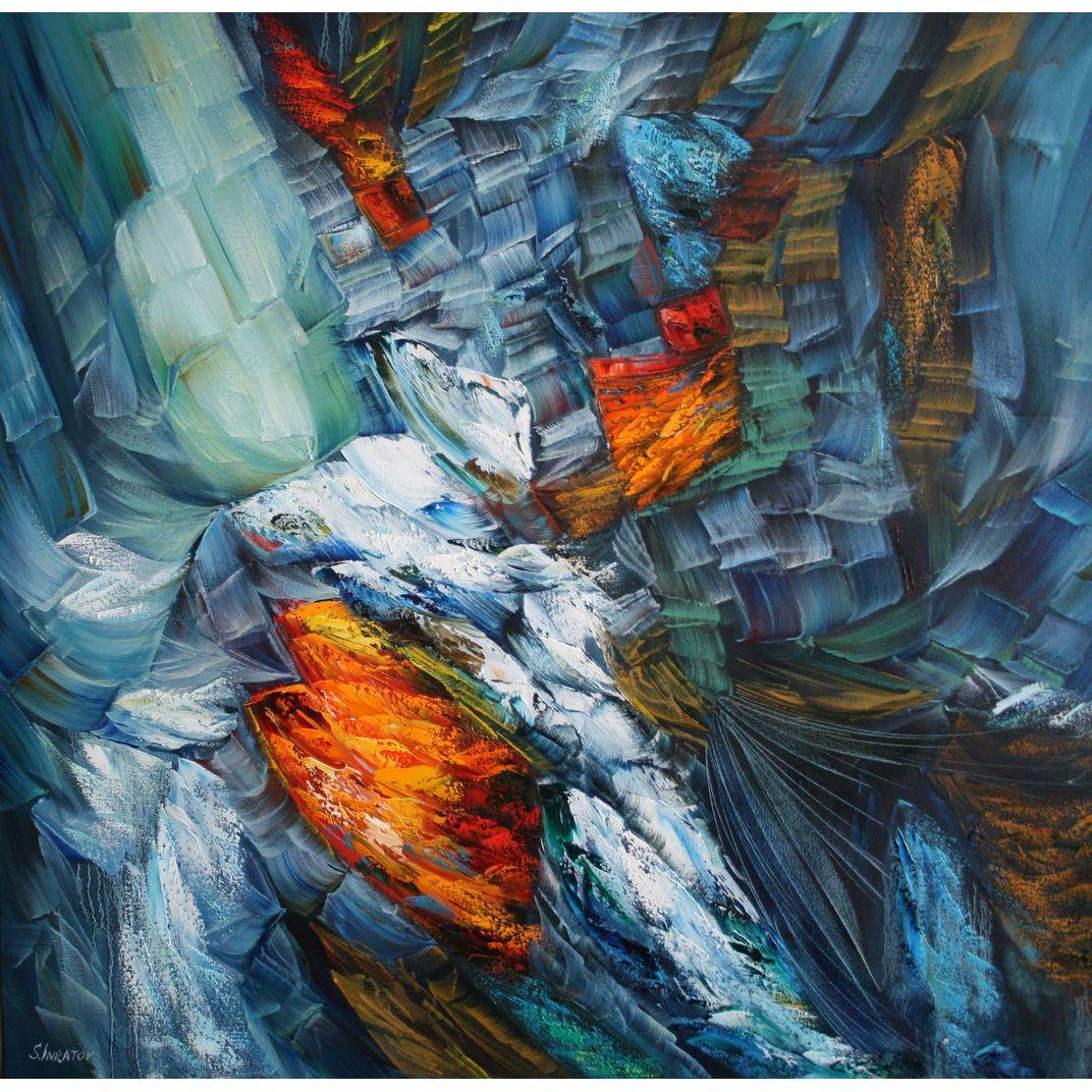 Ocean Games by Sergei Inkatov