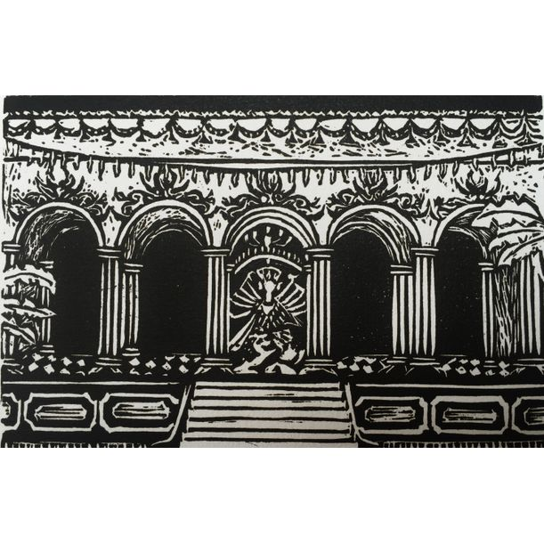 Swamiji's Thakur Dalan by Amrita Saraogi