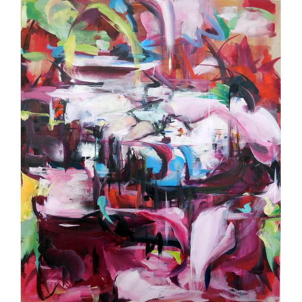 Opera Pink by Hyunju Kim