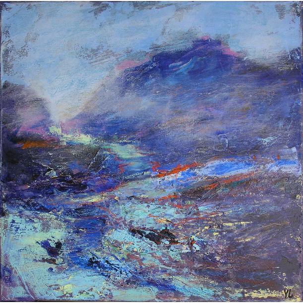 The fog by Yulia Lenina