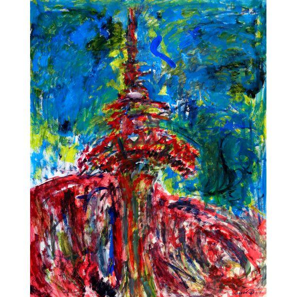 Tower by Chiho Yoshikawa