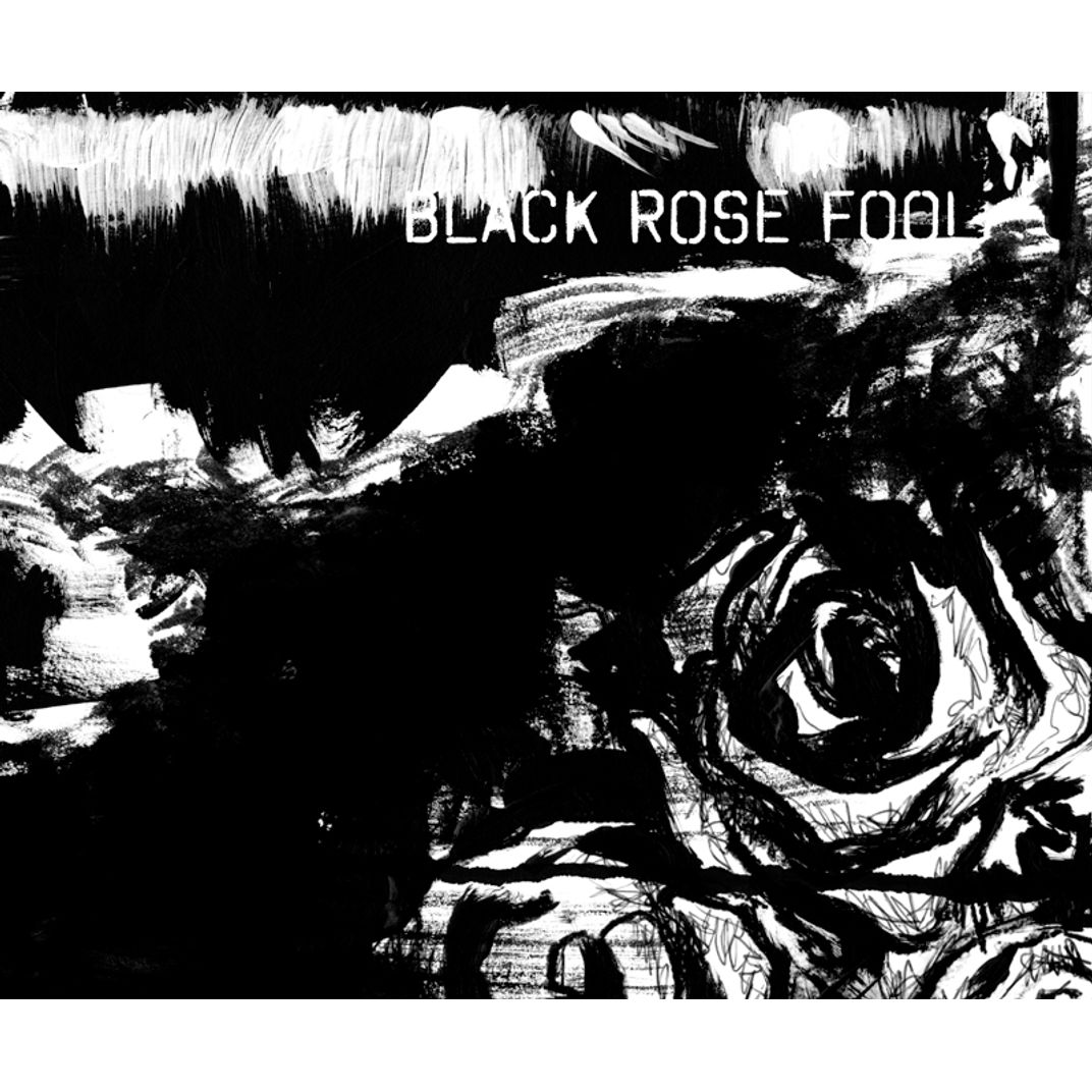 Black Rose Fool by andy wauman