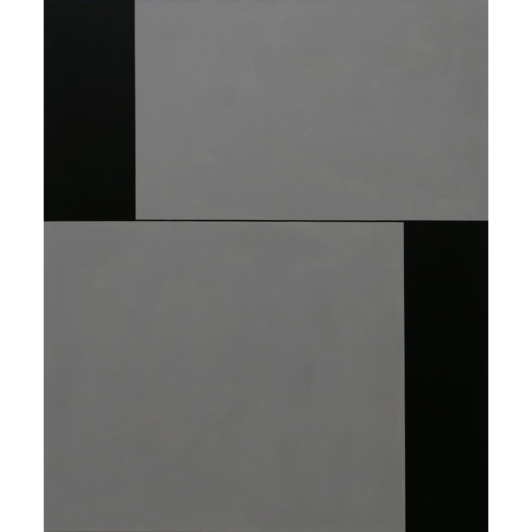 Grey Panels by Paul Corvers