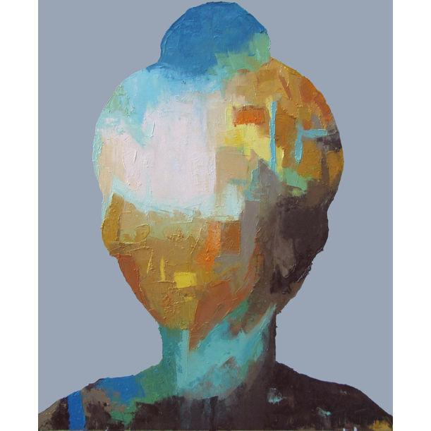 Masked Sentiment V by Abhishek Kumar
