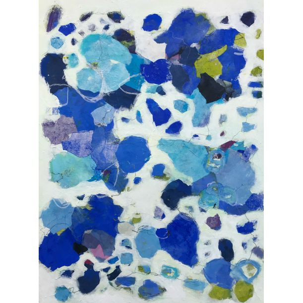 Blue Islands by Angela Dierks