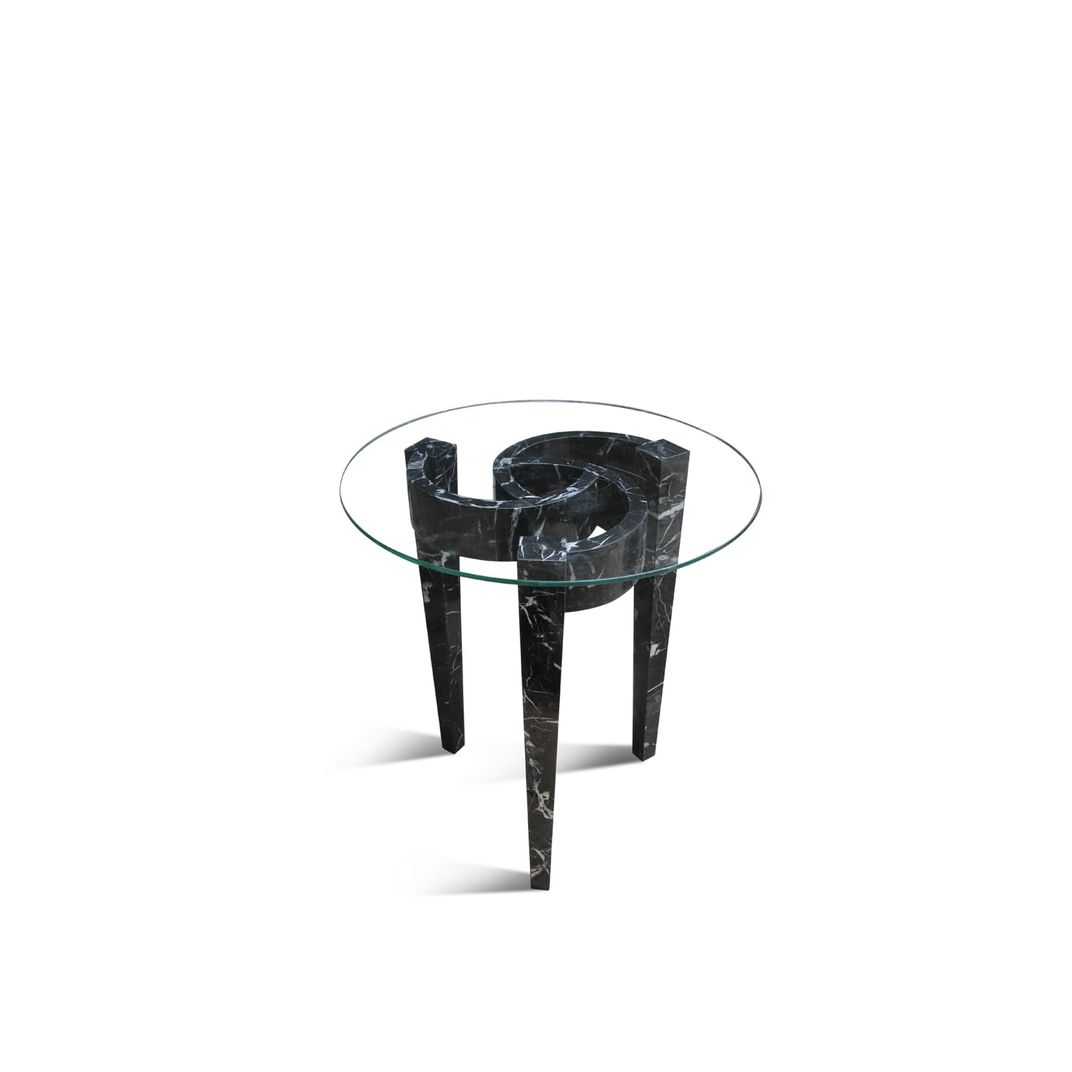 Skiva Table by MM Galleri
