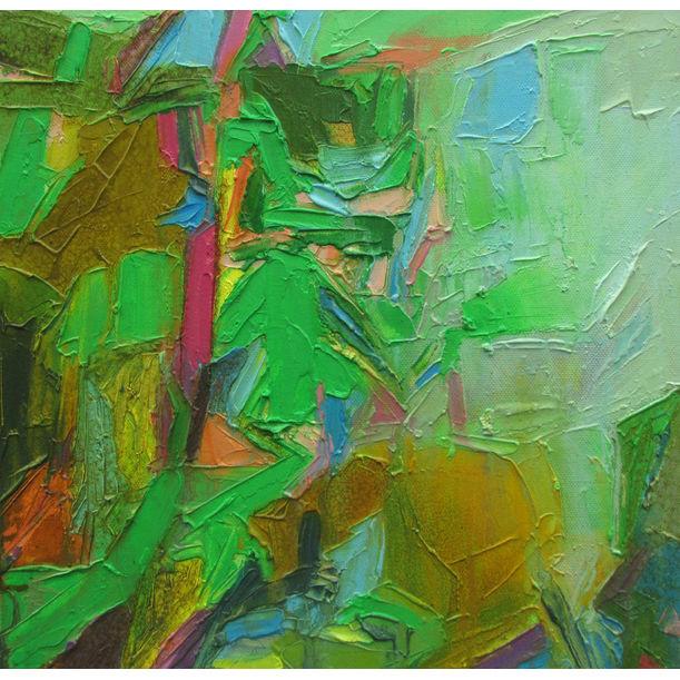 Green City I by Abhishek Kumar