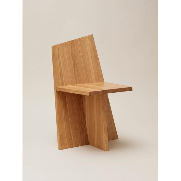 Crooked Dining Chair by Nazara Lazaro