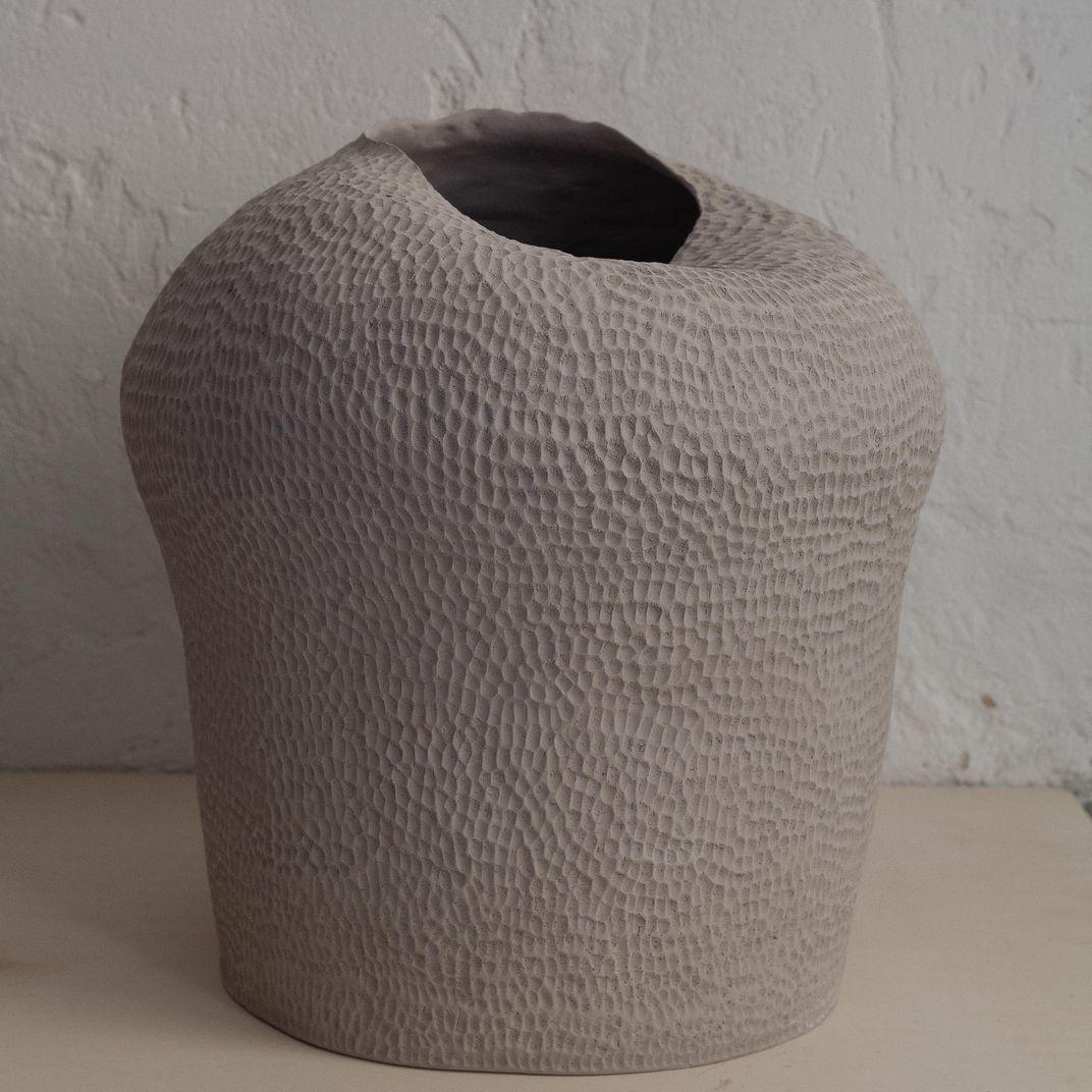 """""""Flora"""" vase by Stanzanumerotre"""