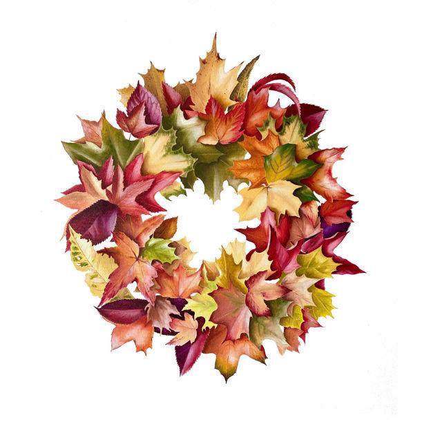 Autumn Twisted by Kristine Rapohina