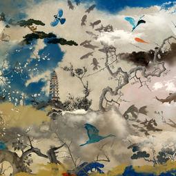 Fairyland G-VI (W) by Guang-Yu Zhang