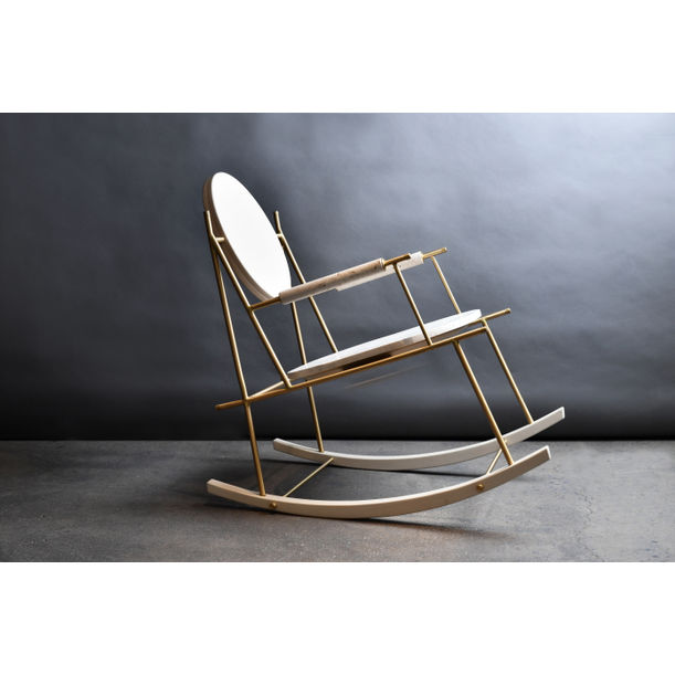 Nostalgia Rocking chair by Saccal Design House