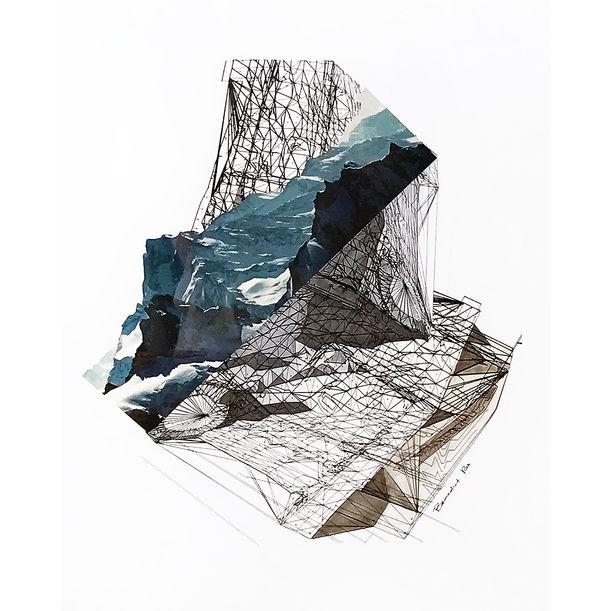 Equilibrium (No. 2) by Benedict Ros
