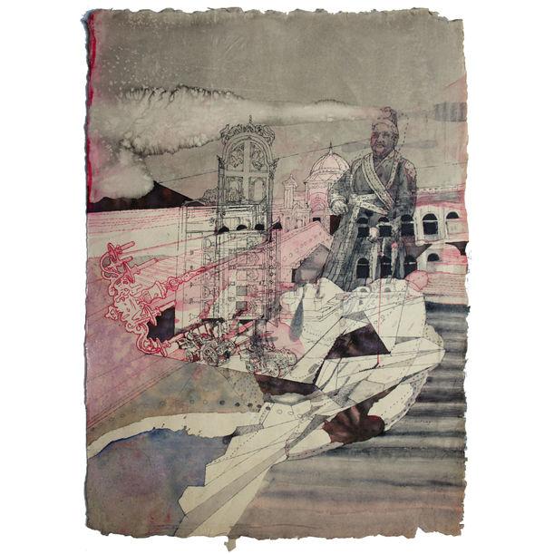 'Ouponibeshik/Porouponibeshik series [NKSB-Pioneer of Freedom, High Vision of Salimullah] by Firoz Mahmud