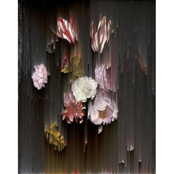 Flower Piece (after Gerrit van Blochant) by Gordon Cheung