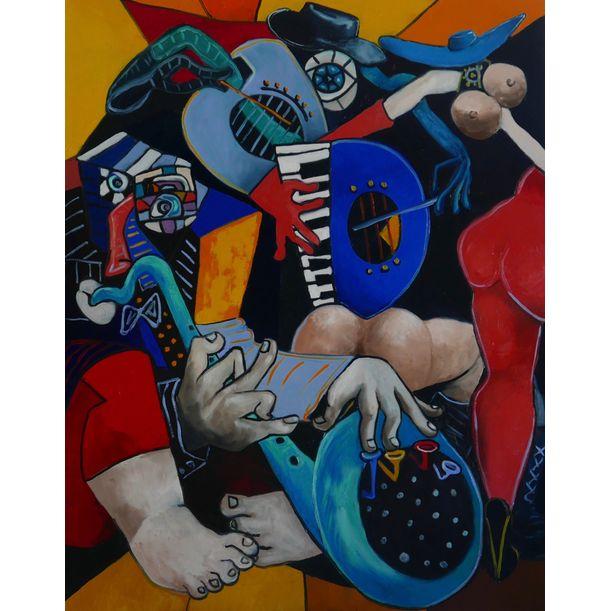 King of jazz & friends by Ta Thimkaeo