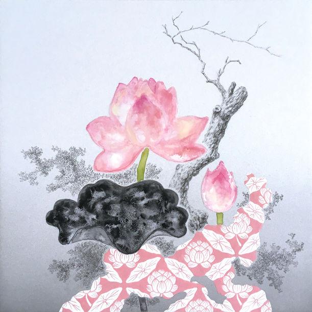 Lotus (Pink) / Summer by Hisahiro Fukasawa