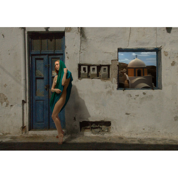 The Jewel in the Slum-Mykonos by Michael K. Yamaoka