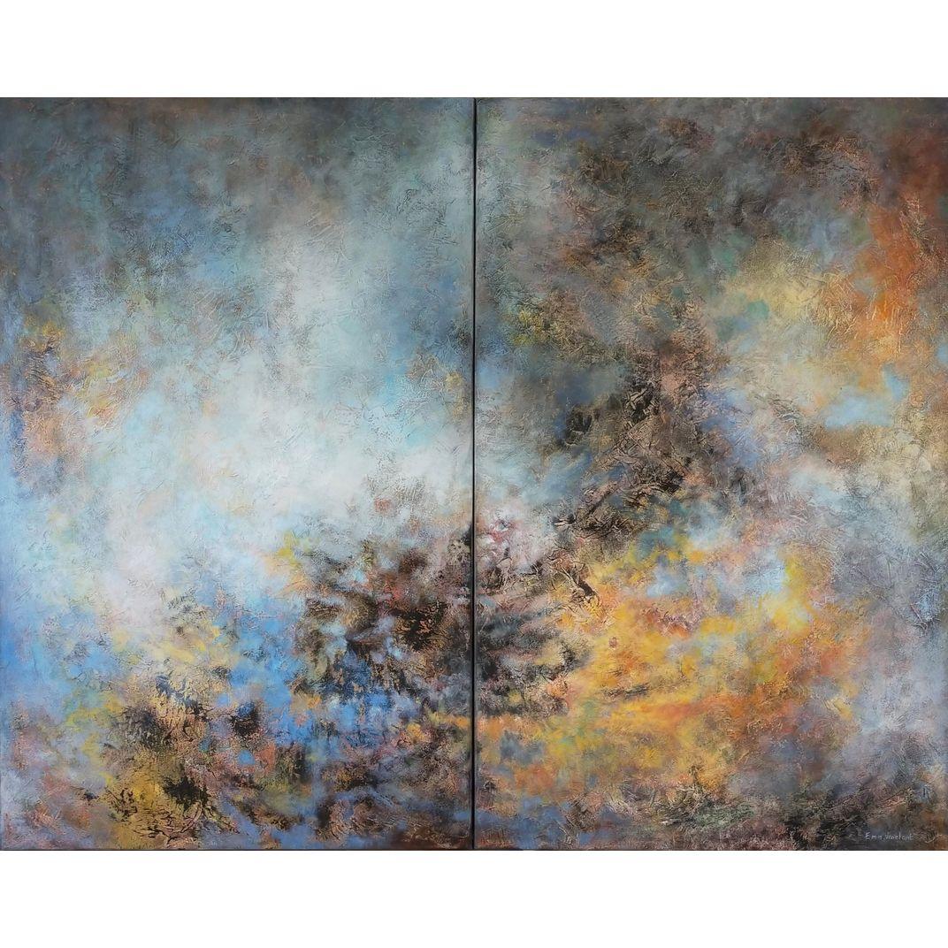 HEAVEN WITHIN by Vroelant Emmanuelle