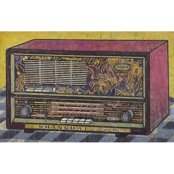Amplified Radio by He Jian