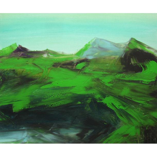 Green Water by Abhishek Kumar