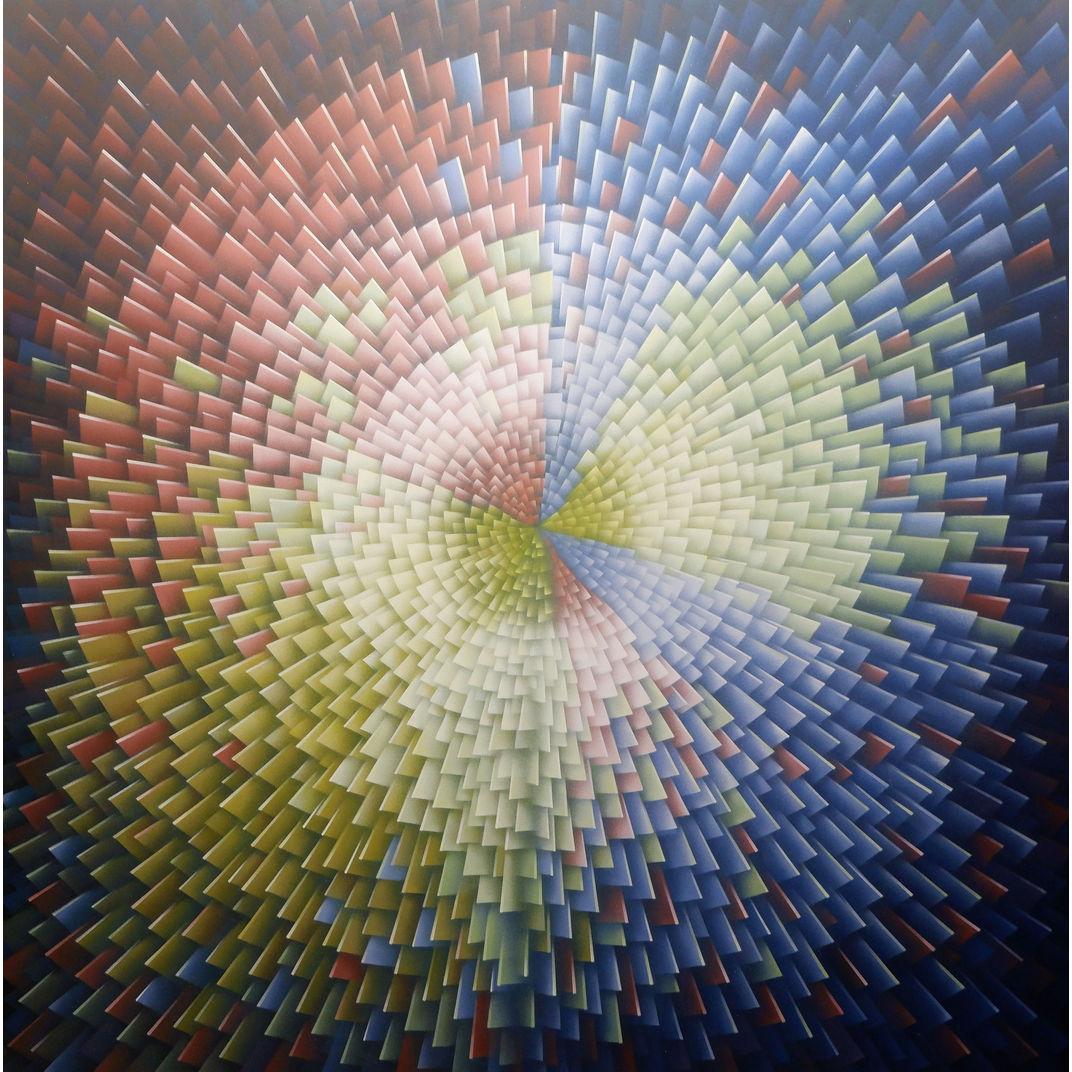 Centering and Radiating by Fery Eka Chandra
