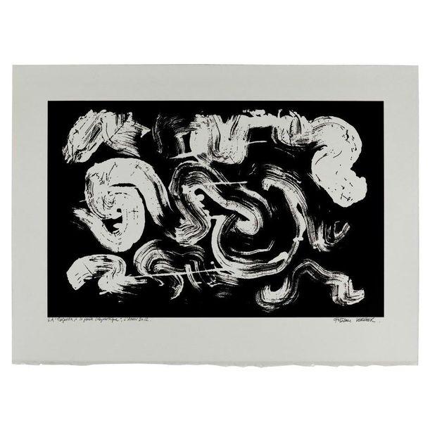 Etude de la coiffe de Margareta ou la pensee labyrinthique by Fabienne Verdier