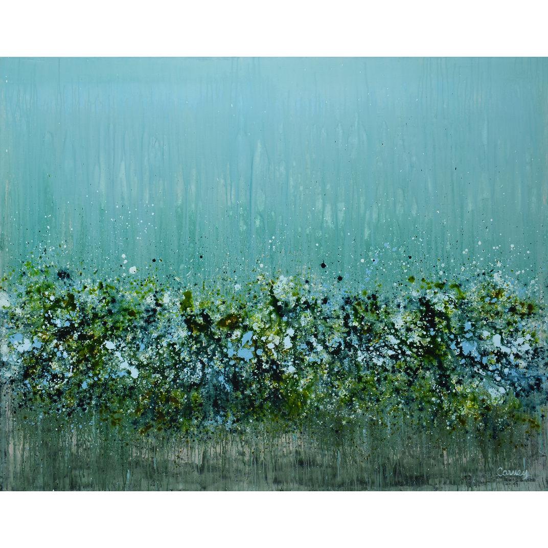 Aquatic Vibe by Lisa Carney