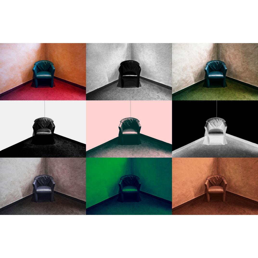 Nine chairs by Zhou Chengzhou