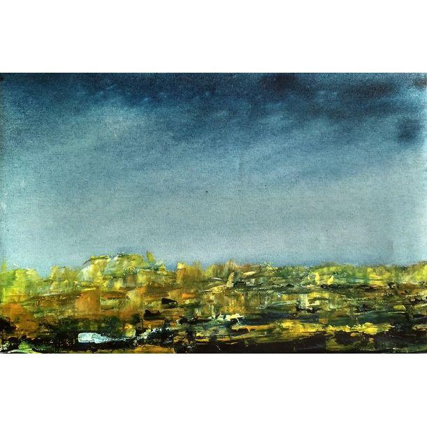 Landscape 2019_08 by A Singh