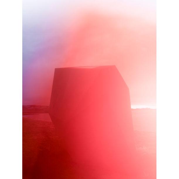 """Chroma"" - Pink Rock by Tommy Kwak"