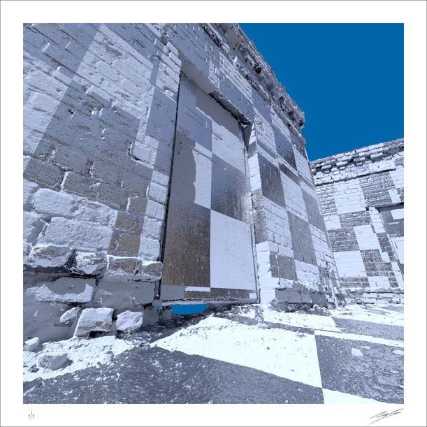 Ruins by Nacho Frades